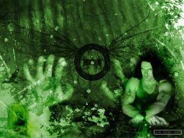 Peter Steele Negative Wings by VoodooHammer
