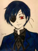 Demon Ciel by CanadianGurlAtHome