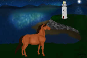 Lighthouse by TayMay135