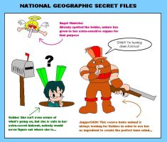 National Geographic Files by Tio-Cao