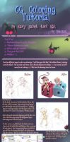 CG coloring Tutorial by LukyAnC