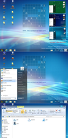 Windows8 M3 Starterkit by PeterRollar