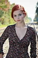 On the tracks with K by 904PhotoPhactory
