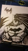 The Batman by DamageArts
