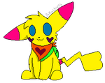 :FA: PlayerPichu by Pikachusi
