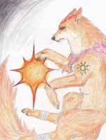 The Sun Guardian by Wolven-Sister
