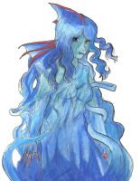 Water Spirit by Cody-Tailor