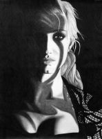 Ashlee Simpson by ASaunders