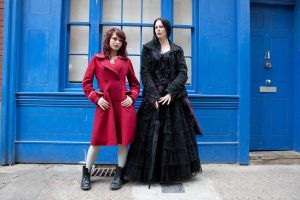 Urban Gothic stock 21 by Random-Acts-Stock