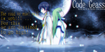 Code Geass Lelouch and C.C. by Nekokan-L