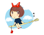 Kiki's Delivery Service by louisenyah