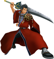 Auron by KingdomHeartComplete