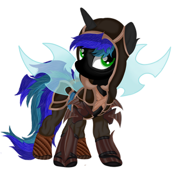 Summer (Pirate Rogue Armor) by Law44444