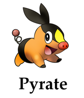 Pyrate 'My name for it' by Stv-Hktk