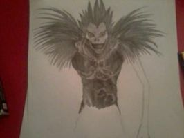 Ryuk Stage 5 by neckanome4