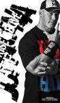 "John Cena ""Rise Above Hate"" by RedScar07"