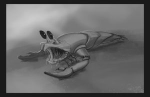 Creature Practice Week 4 - Part 2 by DrD-no