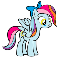 Flitter give me this mane :D by cottoncloudyfilly