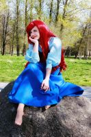 The Little Mermaid Ariel by Zaira555