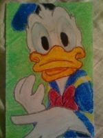 Donald Duck by Vitaflos