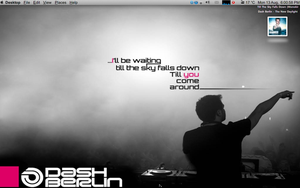 Dash Berlin by Kerochris