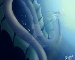 Princess of the Sea .:Sinclaire:. by DrowvenMechanism