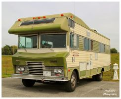 A 1973 International Harvester Motor Home by TheMan268