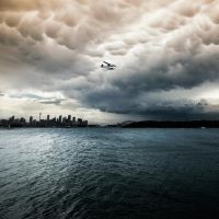 Boiling Sky by matttownsley