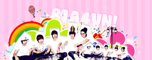 Banner for B1A4VN by Mun4D