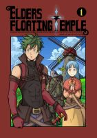 Elders Floating Temple Chapter 1 Cover Colours by Destron23