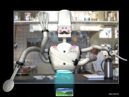 Robo Chef by FarawayPictures