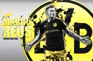 Marco Reus by mbavary