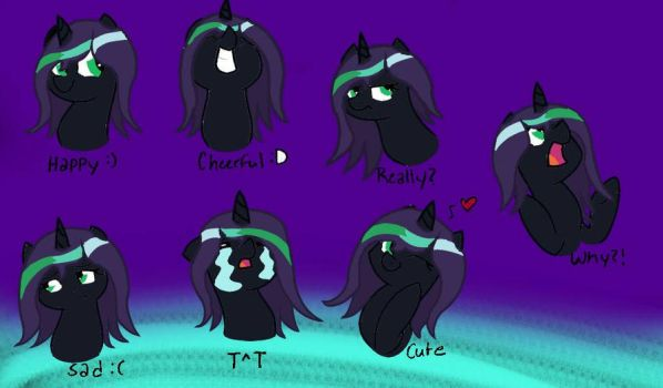 {Night Fall} Faces! by NightFallArt32