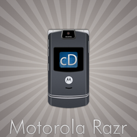 Motorola Razr by cruzerDESIGN