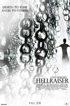 Hellraiser - Movie Poster by fauxster