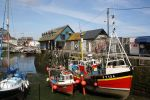 Mevagissey Harbour IV by LittleMissMinty