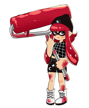 Inkling by freyv