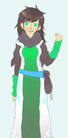 Acquaristuck: Jade design by Jotaku