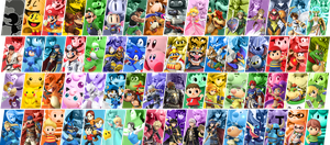 Super Smashified Bros. by Pixiy
