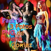 Pack de 3 Fotos PNG by DanielArt98