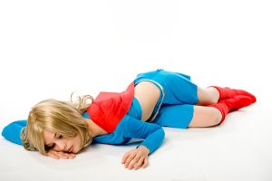 Supergirl: Eternal slumber by BadLuckKitty