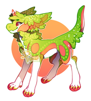 {auction!} Green Meadows - closed! by PhloxeButt