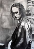 The Crow by donchild