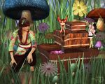 Listen to the Faerie Song by RavenMoonDesigns