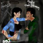 More than human - chapter 2 by Vanimic