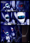 Tryst - short comic 4/5 by Aviseya