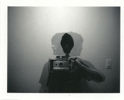 Polaroid Decay by InstantPhotographer