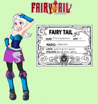 Fairy Tail Trixie concept #1 by Overlord-Sombra