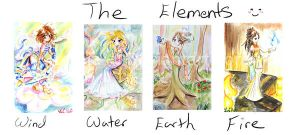 The Elements by Lemia