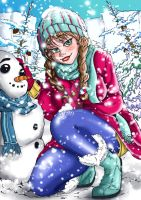 Do you want to build a snowman? by StudioEffedue